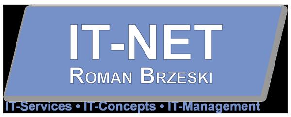 Logo IT-NET Roman Brzeski